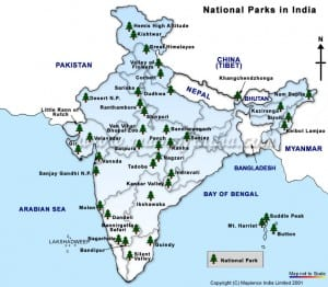 India national parks